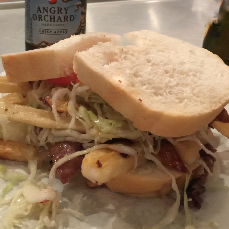 Carb loading at Primanti Brothers is one of the cool things to do in Pittsburgh - TravelingMom