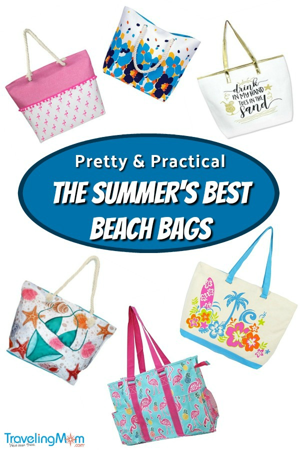 Pretty & practical, thh Summer's Best Beach Bags Photo Credit: Amazon
