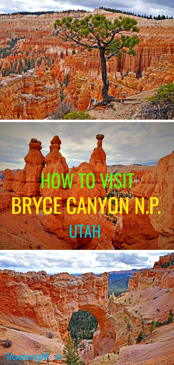 Learn all you need to know about visiting magical Bryce Canyon National Pak in Utah.