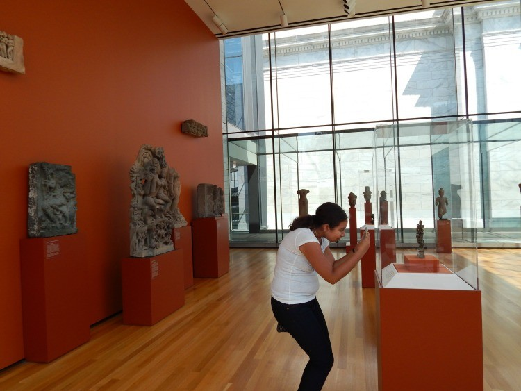 The Cleveland Museum of Art is one of the fun things to do in Cleveland with kids.