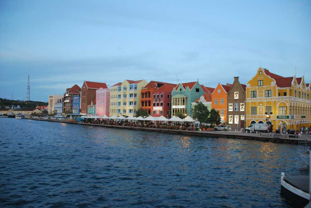 Curacao is the third port stop on a Carnival cruise to the southern Caribbean