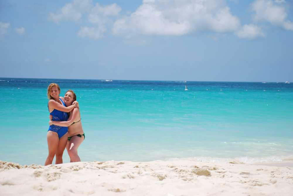 Aruba is the last port stop on a Carnival cruise to the southern Caribbean