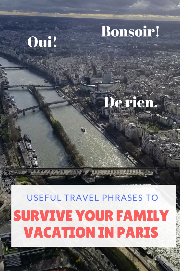 Learn the travel phrases you need to know before heading to a French-speaking country.