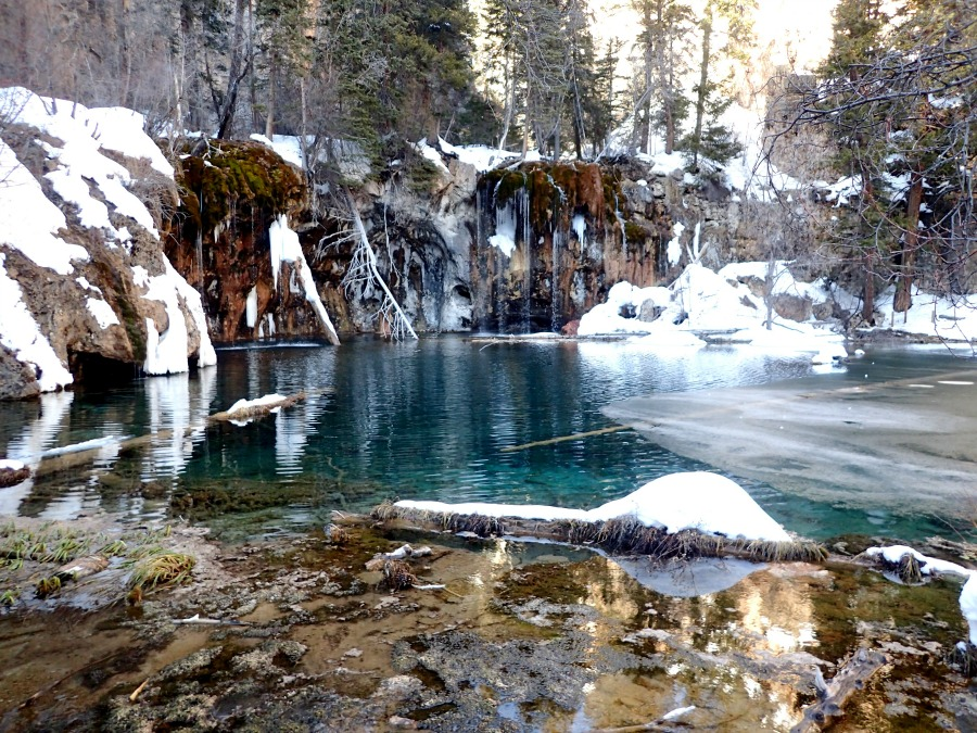 Hanging Lake is at the top of the list of Free Things to Do in Glenwood Springs, CO.