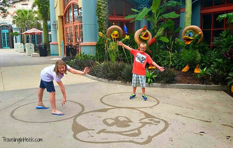 Before leaving your Disney resort, snap a Smartphone photo of your kids. That way if you get separated you have a recent photo to help find them.