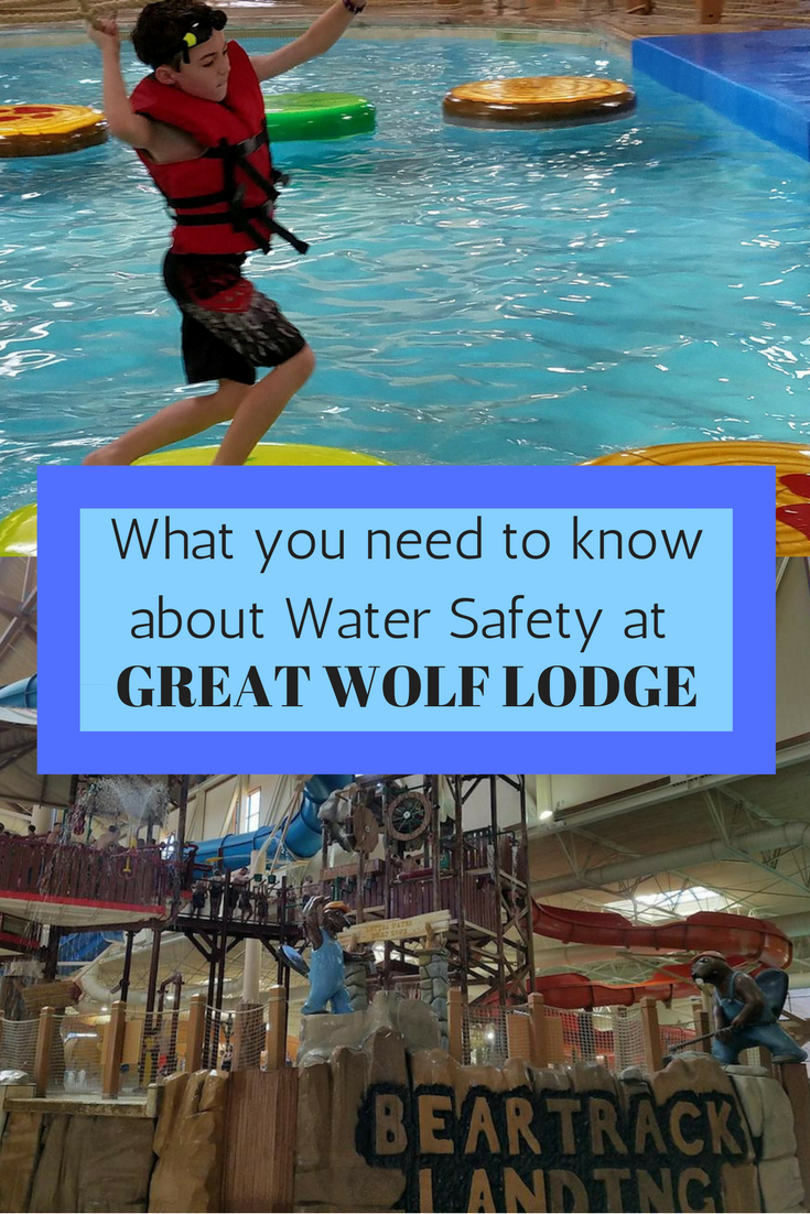 What you need to know about Water Safety at Great Wolf Lodge