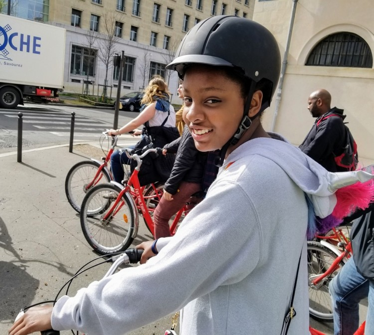 For active kids, this 3 day Paris itinerary includes the Fat Tire bike tour. All ages can enjoy it!
