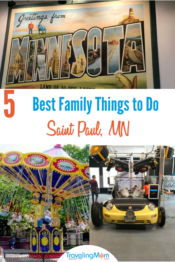 5 things to do in St. Paul MN