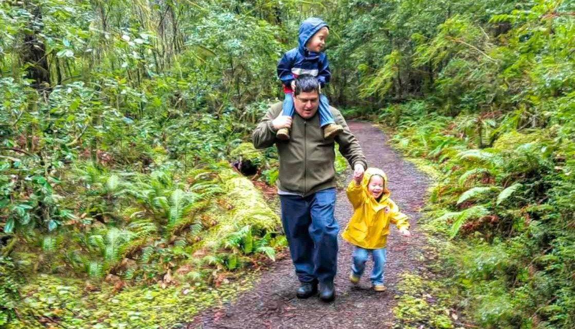 How To Go Hiking With Kids And Stay Sane