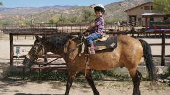 There are several reasons why the Tanque Verde Ranch is one of the best dude ranches for young kids.