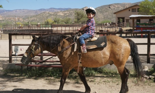 Best Dude Ranches for Young Kids:  Tanque Verde Ranch