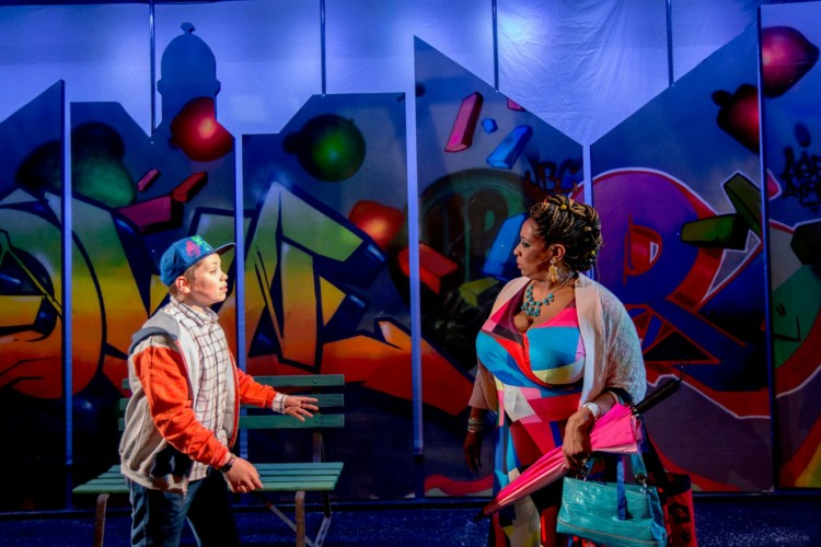The Chicago Children's Theatre puts on professional performances with equity actors.