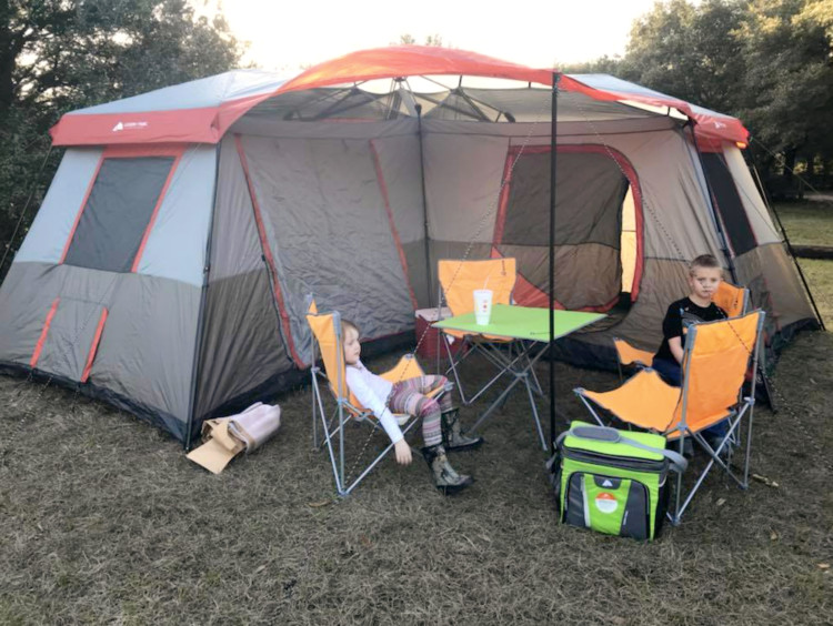 Thinking about a camping for the first time? We've got a great list of camping tips that will make your first time camping experience a success! Camping Hacks included too!