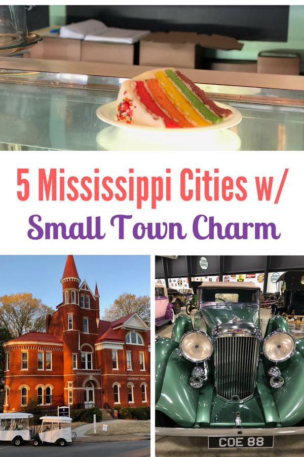 New Albany, Oxford, Tupelo, Hattiesburg, and Columbus are five places you won't want to miss when visiting Mississippi cities on your next road trip.