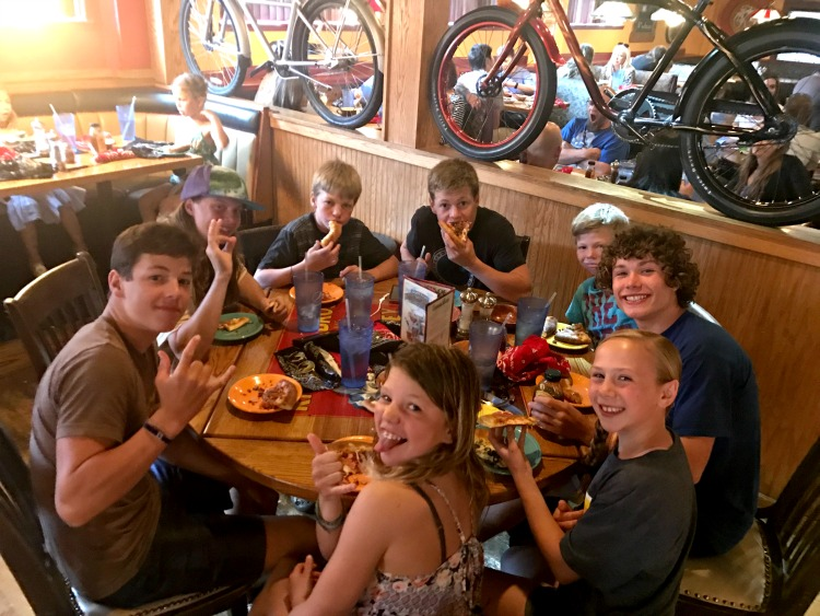 Crazy fun Things Go Do in Golden CO with Family has to include food!