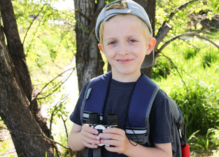 Hiking with kids, Kids hiking gear