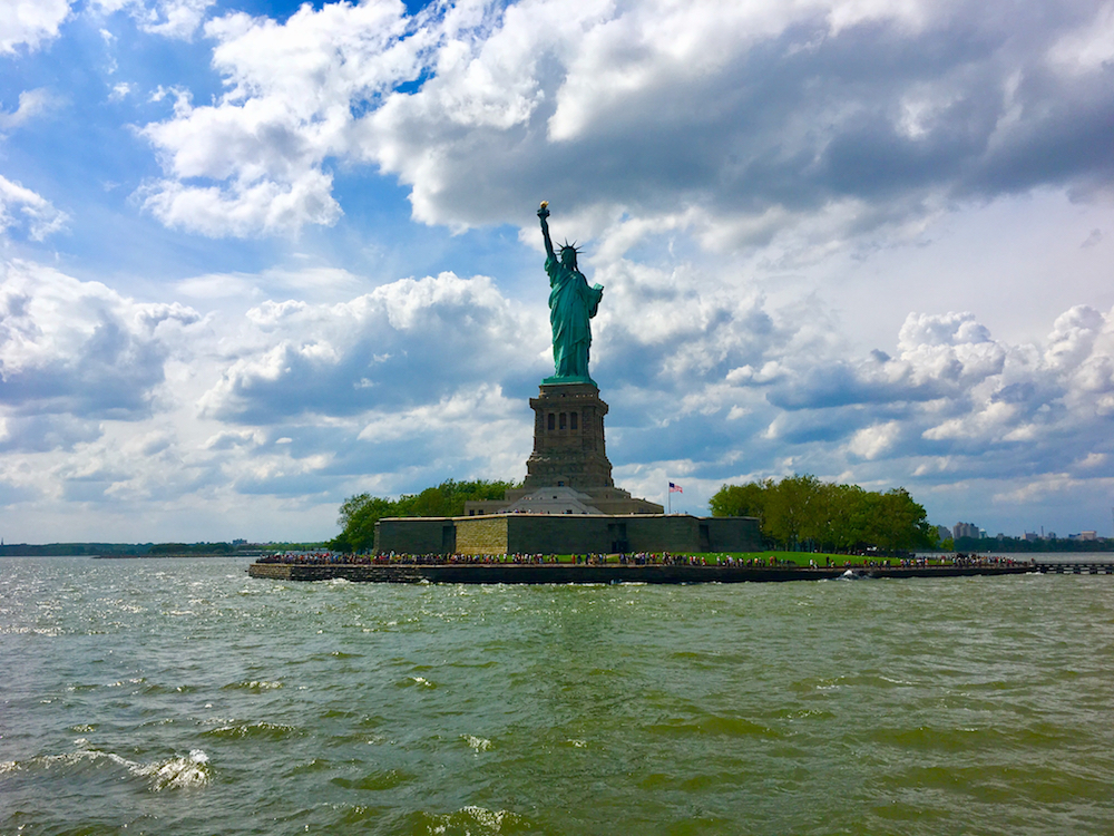 Statue of Liberty. US National Parks: The Ultimate Guide for Families