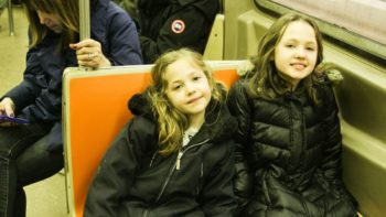 Riding the subway can be a fun and cost-effective to see New York City with kids.