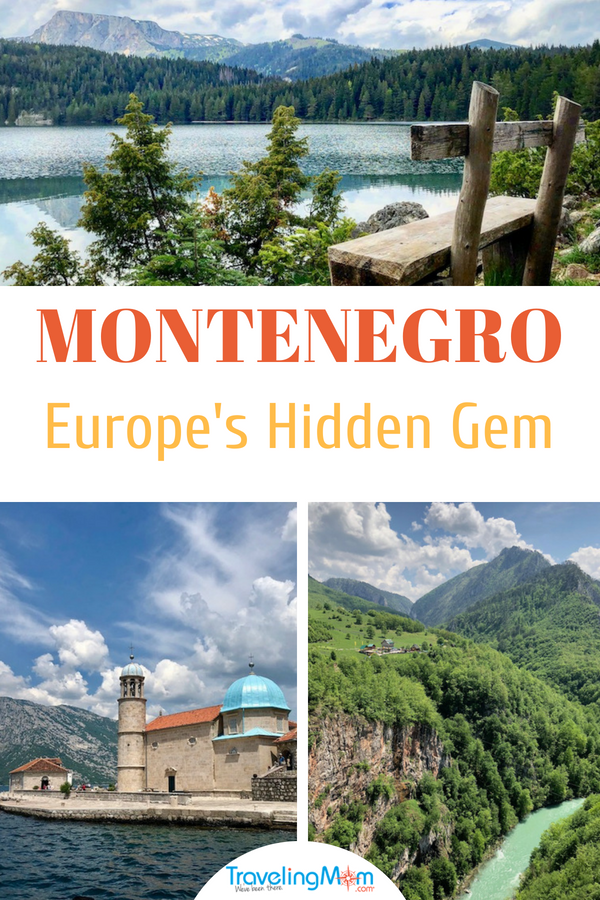 Montenegro highlights include stunning mountains, medieval stone towns, churches, glacial lakes, and great food and wine. #Montenegro #visitMontenegro #familytravel #Kotor #Europe