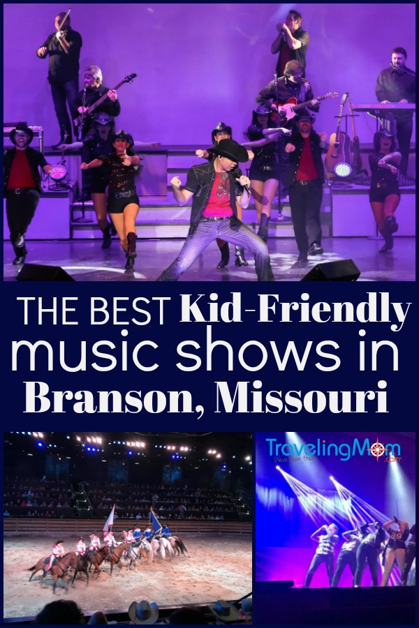 Texas Traveling Mom Jill gives us the scoop on the best kid friendly music shows in Branson Missour