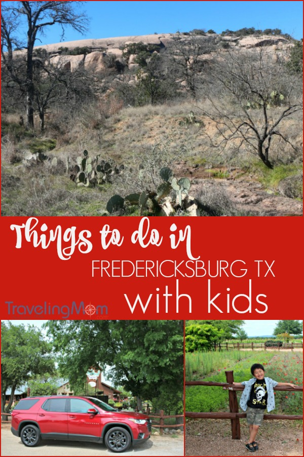 There are so many things to do in Fredericksburg, Texas with kids.