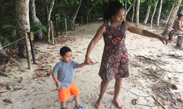 9 Survival Tips for Solo Travel with A Toddler
