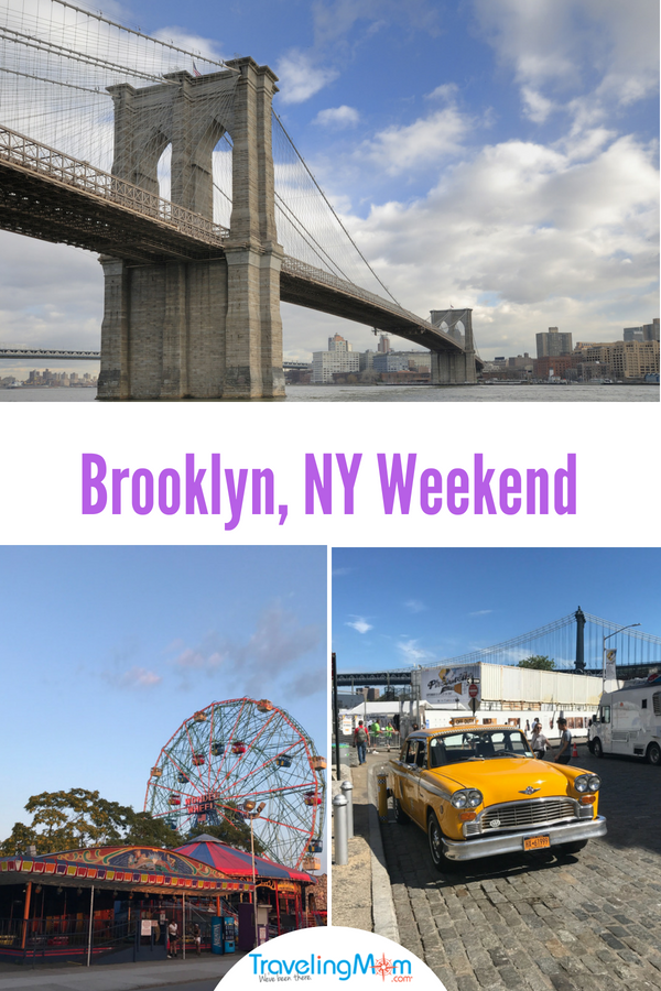 If you travel to New York, spend a weekend in Brooklyn #NYCtravel