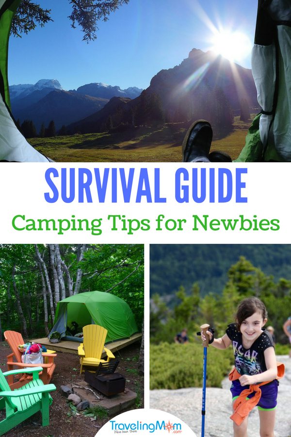 If you're going to the woods this summer to camp for the first time, relax. Check out these camping tips, tricks and hacks. You'll survive and have fun too!