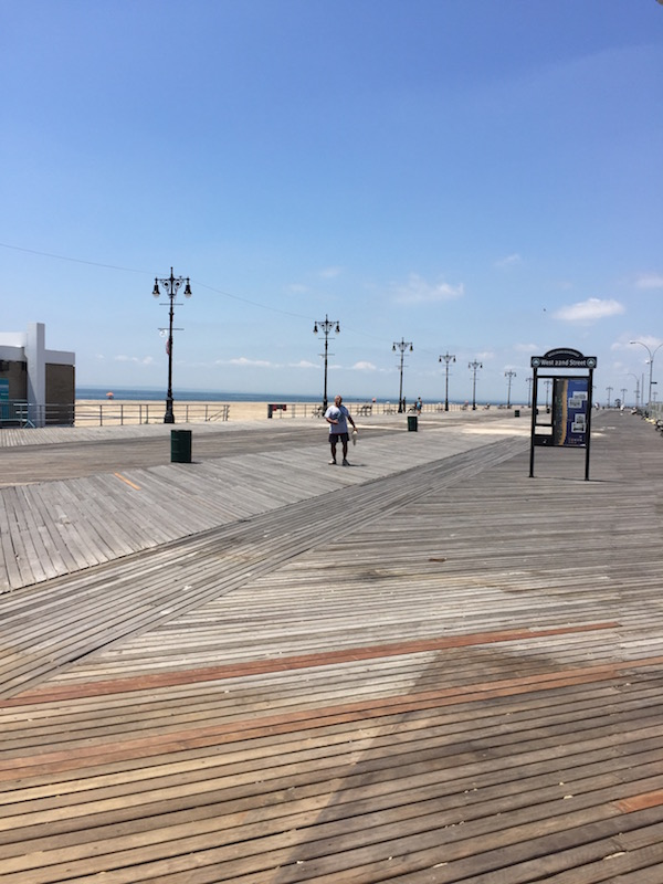 Coney Island can be an oasis in the city and should always be part of a weekend in Brooklyn