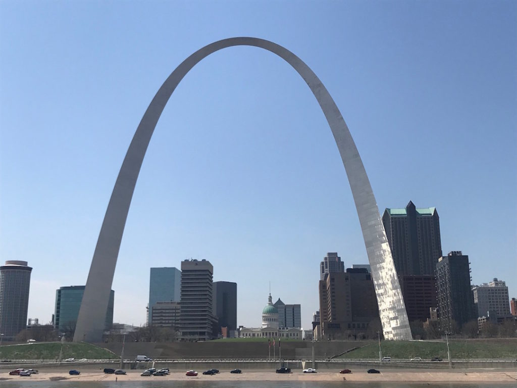 Did you know the museum under the arch is free in St. Louis