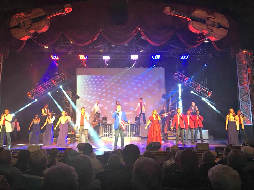 The Clay Cooper show is one of the best kid friendly music shows in Branson Missouri