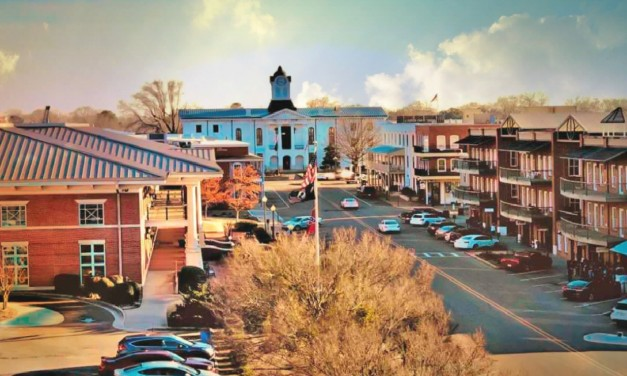 5 Mississippi Cities with Small Town Charm