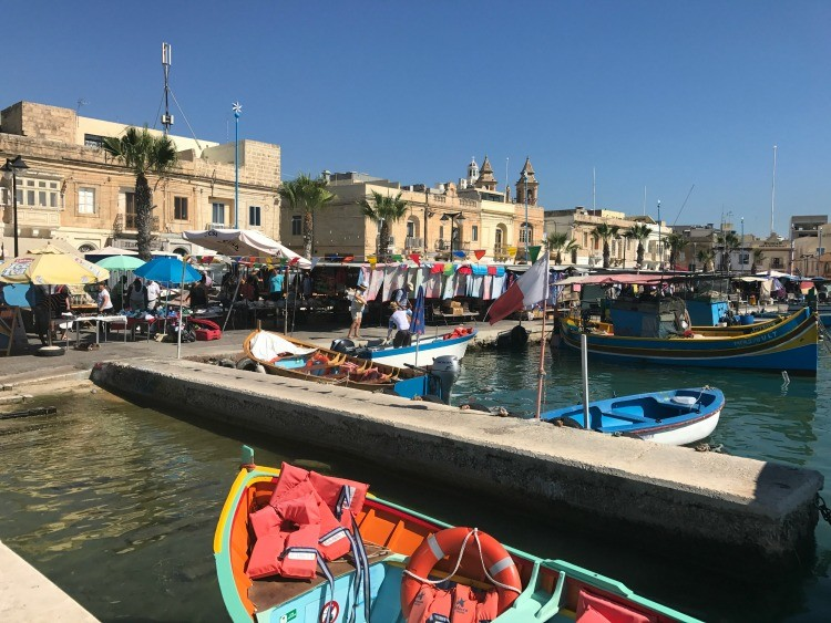 One of the fun things to do in Malta on a mother daughter trip is to check out its local markets.