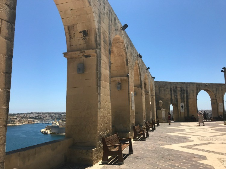 Things to do in Malta: Check out the gorgeous Malta views when visiting on a mother-daughter trip.