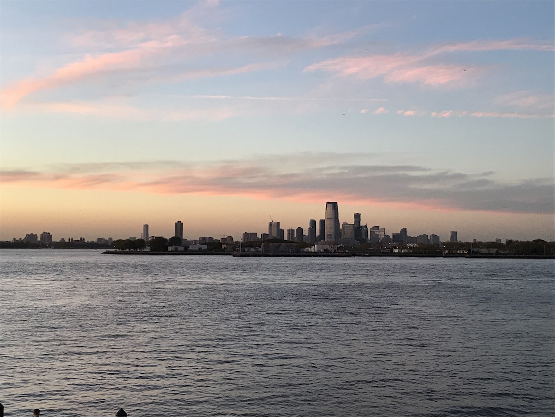 See the Manhattan skyline on a weekend in Brooklyn
