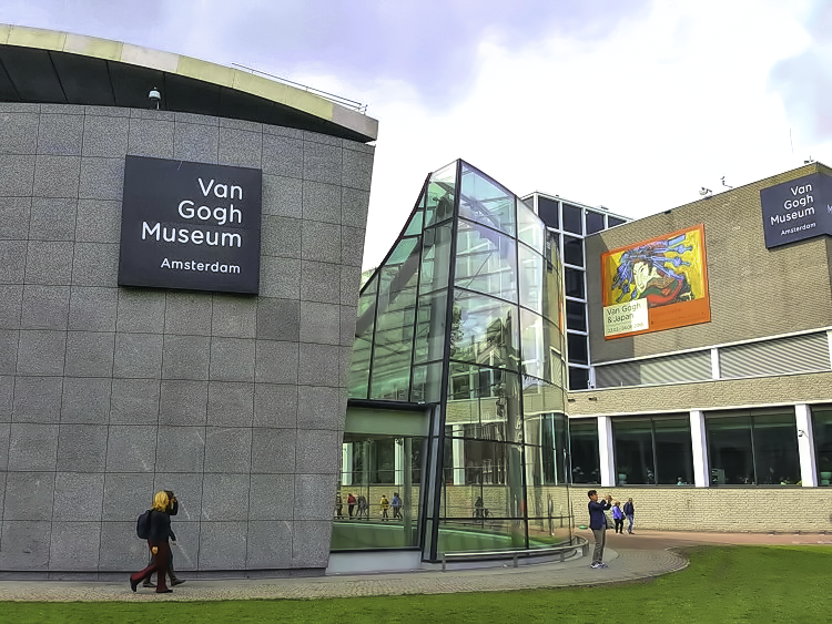 How to visit Amsterdam in two days. Dedicate at least half of your day to visit Van Gogh Museum in Amsterdam.