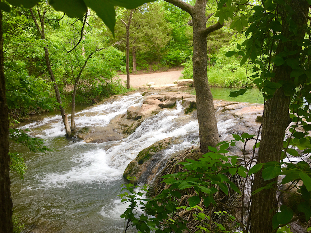 Chickasaw National Recreation Area. Things to do in Southern Oklahoma.