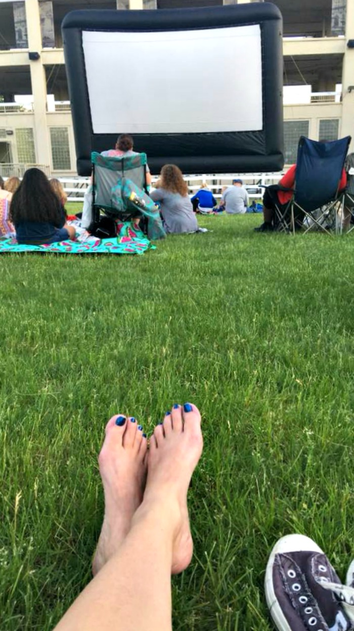 Put Friday Night Flix on your list of fun summer things to do in Rockford IL