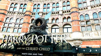 Harry Potter London locations