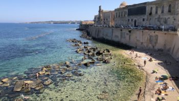 Things to do in Sicily include exploring beautiful Ortigia.