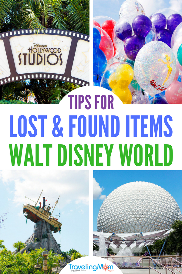 Complete Guide to Disney Lost and Found | TravelingMom