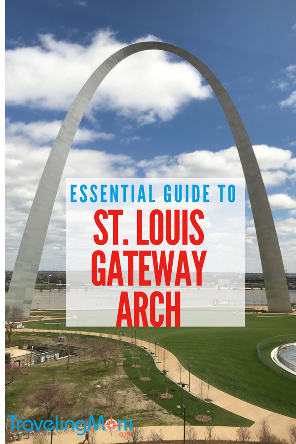What you need to know before you see the new St. Louis Gateway Arch #familytravel #TMOM #travelwithkids #gatewayarch #stlouis