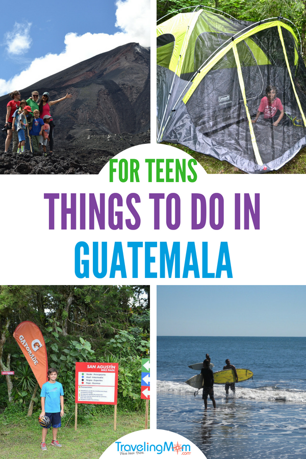 6 Exciting Things to Do in Guatemala with Teens