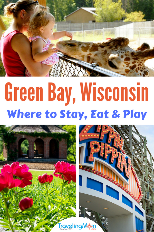 Green Bay, Wisconsin is so much more than the Packers - Check out our list of 11 awesome Green Bay vacation ideas including where to stay, dine and play