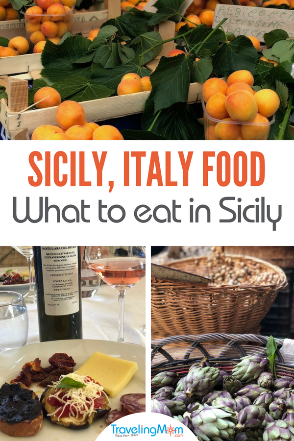 What to eat in Sicily, when it's tempting to eat it all? World TravelingMom says Sicily travel has to include arancini, granita, cannoli, and more. #Sicily #Italy #visitSicily #foodietravel #travelforfood #familytravel