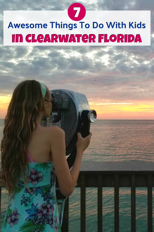 Clearwater Florida - Looking for things to do in Clearwater Florida? From boat cruises to aquariums, there are plenty of things to do with the kids in Clearwater that the adults will enjoy too. Check out these ideas for your next Clearwater Beach vacation. #clearwaterbeach #clearwater #thingstodoinclearwater #floridabeachvacation