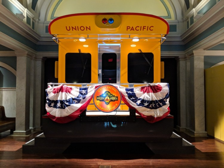 Things to do in Council Bluffs include the Union Pacific Railroad Museum.