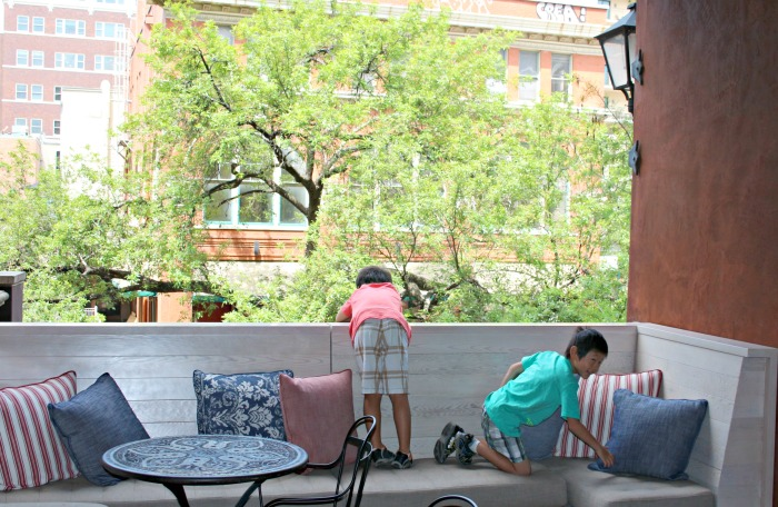 Unplug and deconflict...and check out the other staycation tips from Texas Traveling Mom Jill