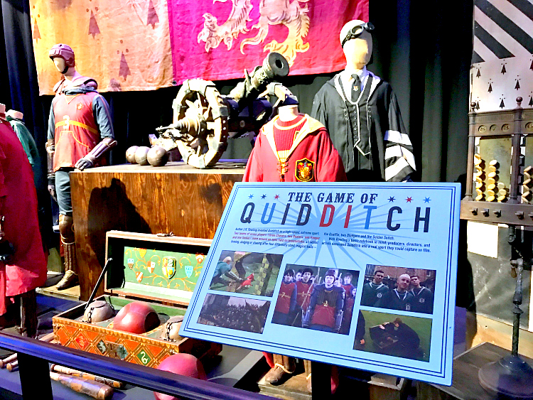Harry Potter London locations: The Warner Bros. Studio Tour in London offers much for Harry Potter fans to see.