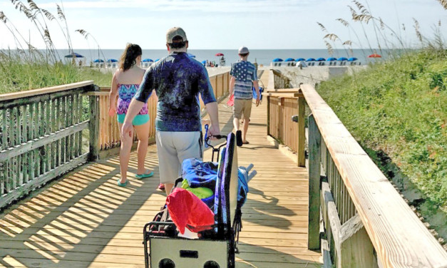 6 Things to Bring to the Beach (Including Your Family!)